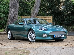 Navigate to Lot 230 - 1999 Aston Martin DB7 Vantage Coupé
