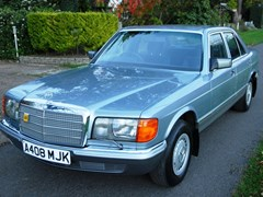 Navigate to Lot 212 - 1984 Mercedes-Benz 380SE Saloon