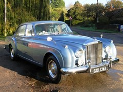 Navigate to Lot 256 - 1962 Bentley S2 Continental Flying Spur by H.J. Mulliner