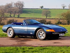 Navigate to Lot 201 - 1974 Ferrari 365 GTB/4 Daytona Spider Recreation