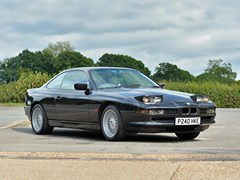 Navigate to Lot 187 - 1996 BMW 840ci