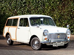 Navigate to Lot 251 - 1969 Morris Mini Traveller