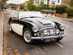 Navigate to Lot 291 - 1962 Austin-Healey 3000 Mk. II