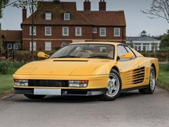 Navigate to Lot 233 - 1990 Ferrari Testarossa