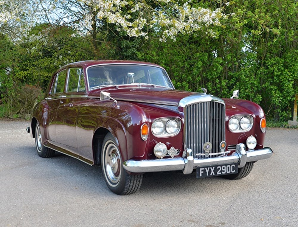 Lot 182 - 1965 Bentley S3 Standard Steel Saloon