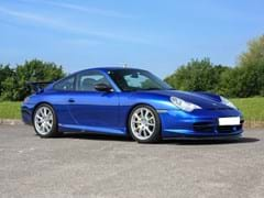 Navigate to Lot 173 - 2004 Porsche 911 / 996 GT3