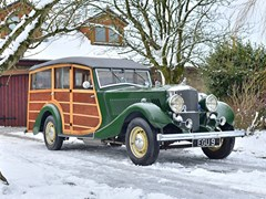 Navigate to Lot 140 - 1935 Railton Eight 'Woody' Estate Car