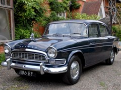 Navigate to Lot 257 - 1960 Humber Super Snipe Series II