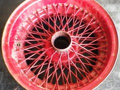 Navigate to AC Ace wire wheels