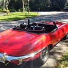1971 Jaguar E-Type 4.2 Series II Roadster -