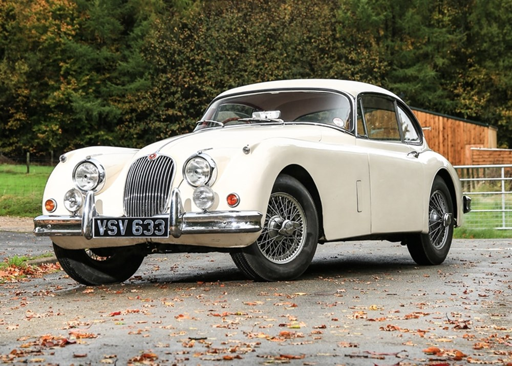 Lot 302 - 1958 Jaguar XK150 Fixedhead Coupé