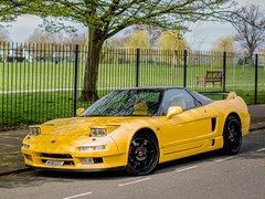 Navigate to Lot 235 - 1995 Honda NSX