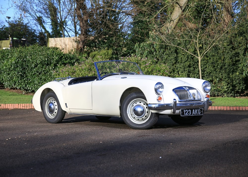 Lot 307 - 1962 MG A 1500 Mk. II Roadster