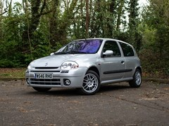 Navigate to Lot 185 - 2000 Renault Clio II RS (172 Phase 1)