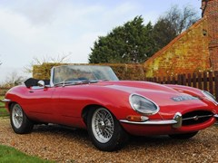 Navigate to Lot 243 - 1965 12947 E-Type SI Roadster