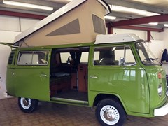 Navigate to Lot 347 - 1979 Volkswagen Camper T2 Westfalia