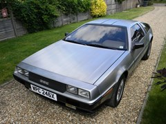 Navigate to Lot 281 - 1981 DeLorean DMC-12