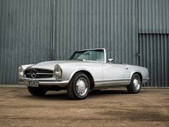 Navigate to Lot 286 - 1970 Mercedes-Benz 280 SL Pagoda