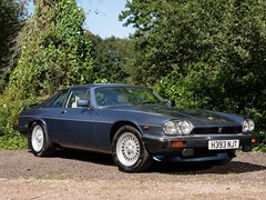 Navigate to Lot 246 - 1990 Jaguar XJ-S HE Le Mans
