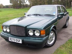 Navigate to Lot 280 - 1997 Bentley Brooklands LPT