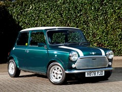 Navigate to Lot 255 - 1990 Mini Cooper S (Rover Special Products)