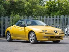 Navigate to Lot 260 - 1999 Alfa Romeo Spider