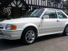 Navigate to Lot 317 - 1987 Ford Escort Mk. IV RS Turbo *WITHDRAWN*