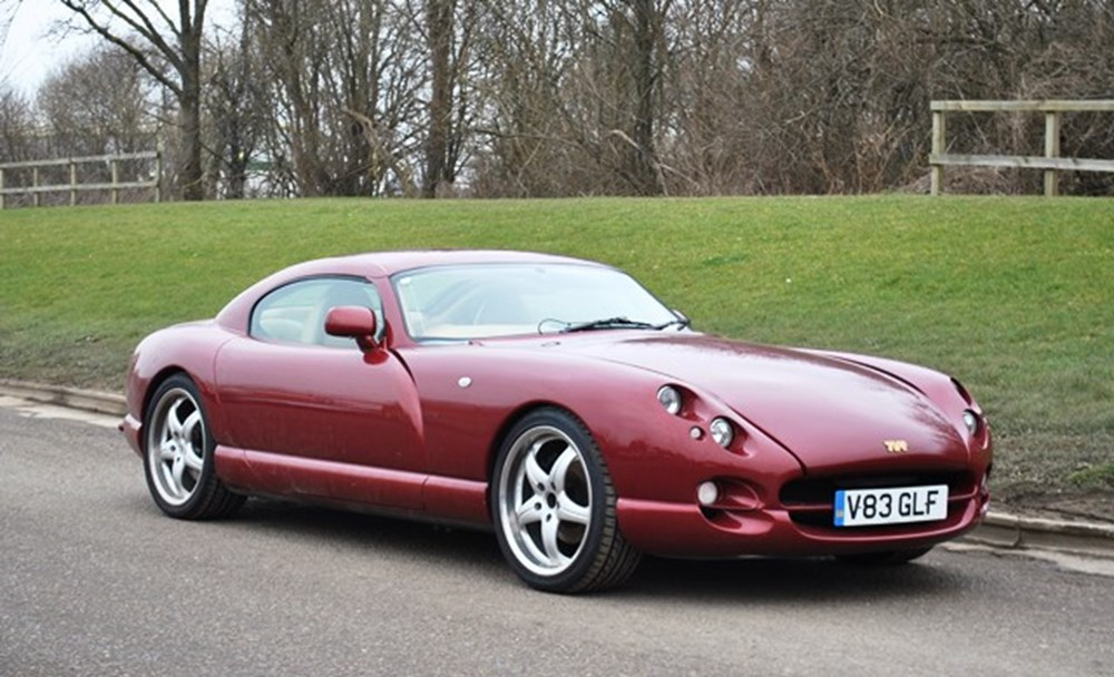 2000 Tvr Cerbera Specialist Classic Sports Car Auctioneers