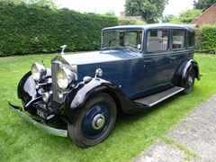 Navigate to Lot 228 - 1938 13051 25/30 Limousine by Thrupp & Maberly