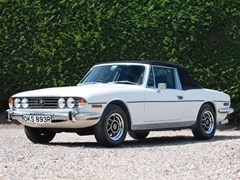 Navigate to Lot 234 - 1977 Triumph Stag