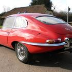 1967 Jaguar E-Type Series I. 2+2 Coupé -