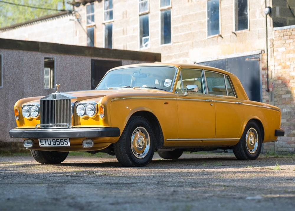 Lot 273 - 1977 Rolls-Royce Silver Shadow II