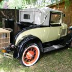 1929 Ford Model A Sports Coupe -