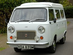 Navigate to Lot 226 - 1973 Fiat 850T Fiesta Campervan