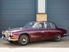 Navigate to Lot 234 - 1968 Jaguar  420 Saloon Restoration