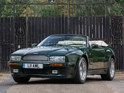 Ref 1 1994 Aston Martin Virage Widebody