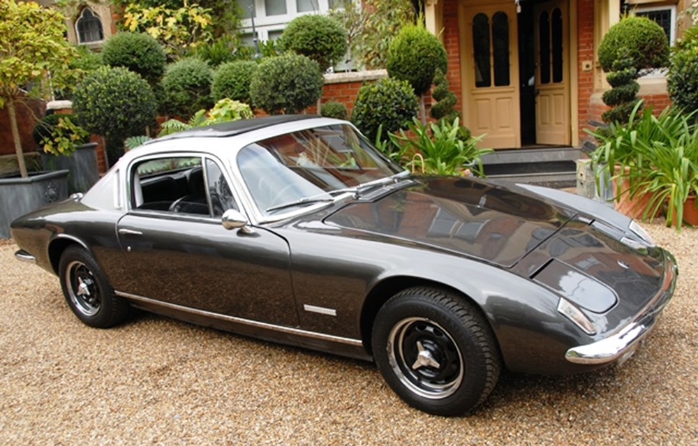 Lot 254 - 1971 Lotus Elan +2S 130 'Big valve'