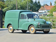 Navigate to Lot 143 - 1971 Austin Minor 1000 Van (6cwt)