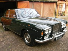 Navigate to Lot 247 - 1969 Bentley T-Type Mulliner/Park Ward Coupé
