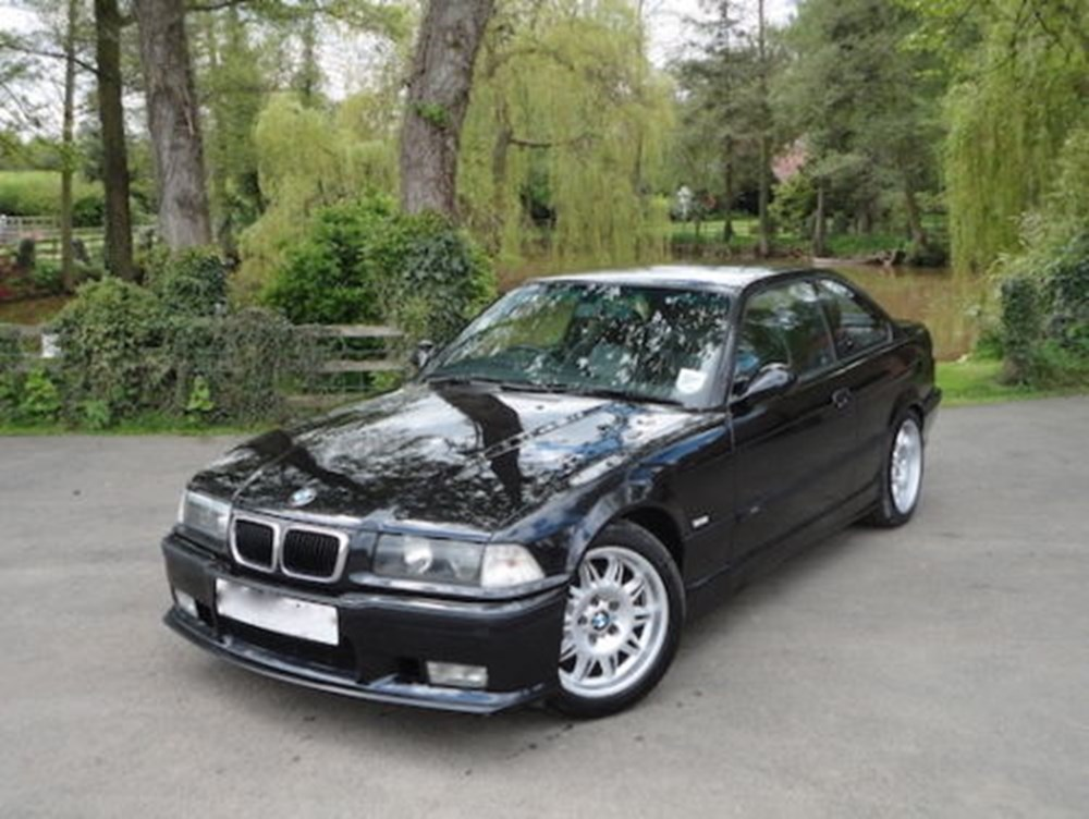 Lot 303 - 1997 12866 E36 M3 Evolution coupe