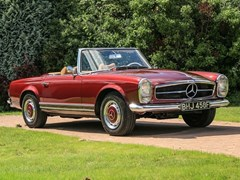 Navigate to Lot 221 - 1968 Mercedes-Benz 250 SL Roadster