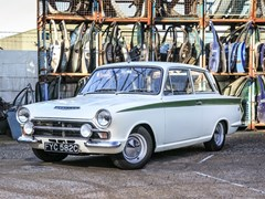 Navigate to Lot 211 - 1965 Ford Cortina Mk. I 1500 GT