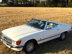 Navigate to Lot 227 - 1983 Mercedes-Benz 380 SL Roadster