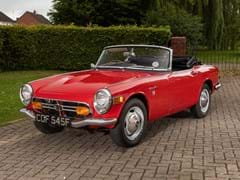 Navigate to Lot 216 - 1968 Honda S800
