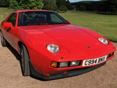 Navigate to Lot 119 - 1986 Porsche 928 S2 (S2.5)