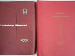 Navigate to Rolls-Royce manuals.