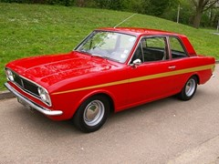 Navigate to Lot 356 - 1968 Ford Cortina-Lotus Mk II