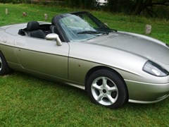 Navigate to Lot 240 - 1998 Fiat Barchetta
