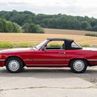 Ref 12 1989 Mercedes-Benz 300 SL Roadster -