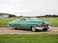 Navigate to Lot 241 - 1950 Cadillac Series 62 Convertible
